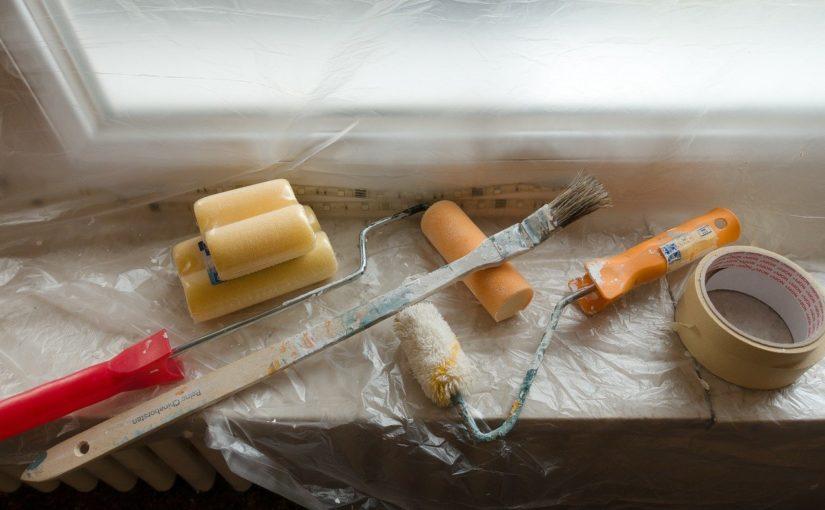 Planując remont lokum wskazane jest wcześniej przygotować się do niego.